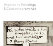 Important Paintings & Contemporary Art
