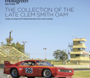 The Collection of the Late Clem Smith OAM