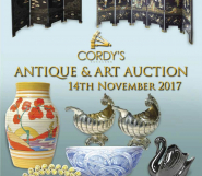 November 2017 Art & Antique Auction