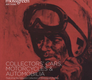 Collectors' Cars & Automobilia – Featuring the Ferguson Collection of Motorsport Posters