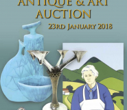 January 2018 Art & Antique Auction