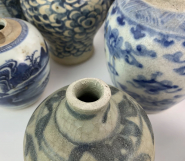 Chinese & Asian Ceramics & Works of Art Timed Online Auction